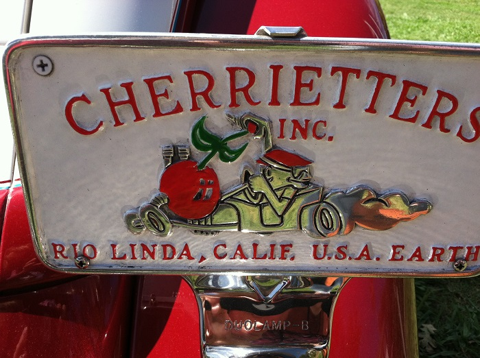 Cherrietters Car Club in Rio Linda