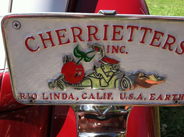Cherrietters Car Club in Rio Linda